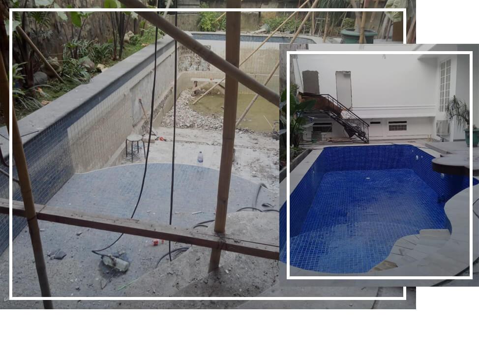 Welcome Benua Karya Pool